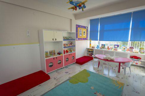 Bilge Kreş ve Gündüz Bakım Evi Antalya