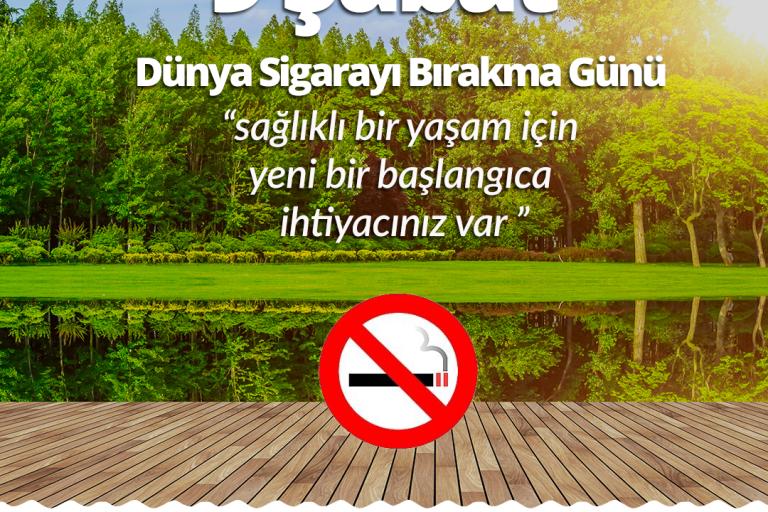 Sigarayı Bırakma Günü